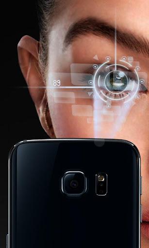 Eye Scanner Lock Screen Prank 2018 for PC