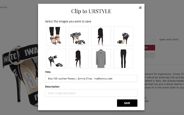 URSTYLE Clipper Tool
