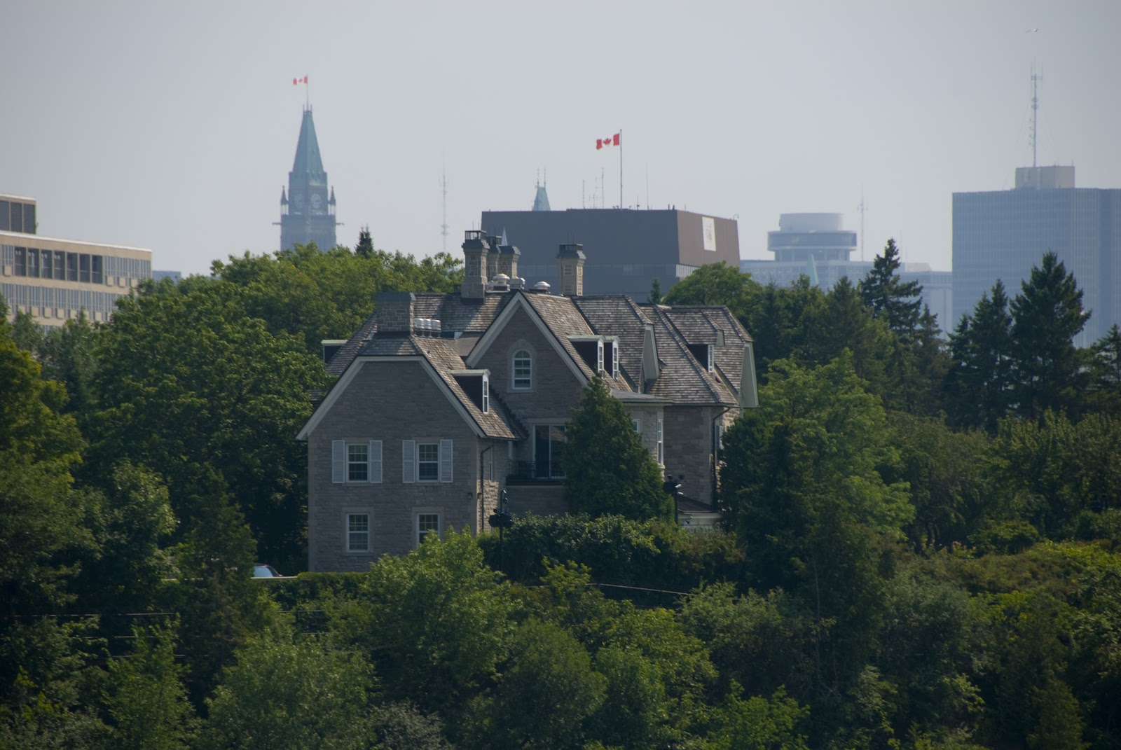Most Iconic Houses in Canada real estate homes mansions historic 24 sussex drive ottawa