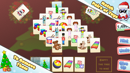 Christmas Tree Solitaire 1.05 screenshots 2