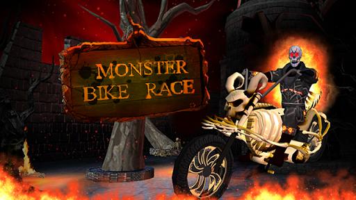 Monster Bike Race