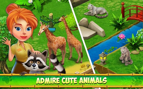 Family Zoo: The Story MOD (Unlimited Tickets/Boosters) 3