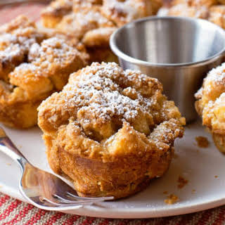 French Toast Muffin Cups.