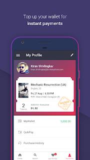 BookMyShow–Movie Tickets,Plays screenshot 06