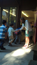 Photo: First day of school