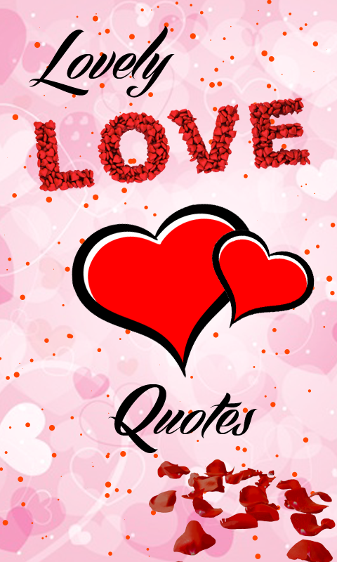 Lovely Love Quotes- screenshot