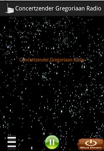 Concertzender Gregoriaan Radio