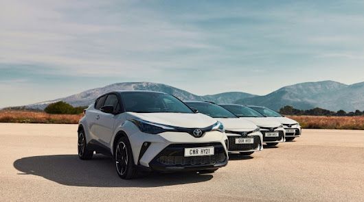 Toyota Almería celebra los excelentes resultados de junio