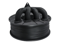 Black PRO Series ABS Filament - 2.85mm (1kg)
