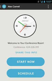 UberConference - Conferencing Screenshot 1