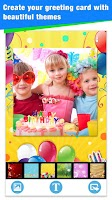 Screenshot of Photo Greeting Card