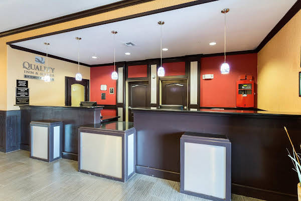 Quality Inn and Suites Groesbeck
