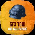 GFX Tool - No Ban & No Lags, Wallpapers icon