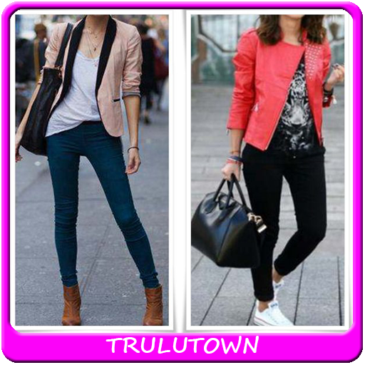 Trendy Women Street Fashion
