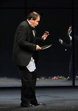 Photo: WIEN/ Burgtheater: DER ALPENKÖNIG UND DER MENSCHENFEIND von Ferdinand Raimund. Inszenierung: Michael Schachermaier. Premiere 29.9.2012. Johann Adam Oest. Foto. Barbara Zeininger.