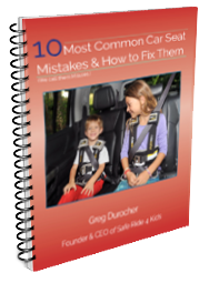 common car seat mistakes how to fix them