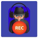 Spy ear: Eavesdropping icon