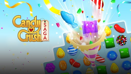 Candy Crush's 5th Birthday