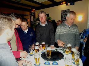 Photo: Op 12 januari 2014 waren alle vrijwilligers uitgenodigd voor een glaasje en een heerlijk buffetje. Ook nu waren er een groot aantal aanwezig.