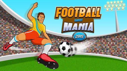 FootBall Shoot Mania