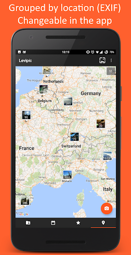 Photo Map full Gallery 10.09.03 screenshots 1