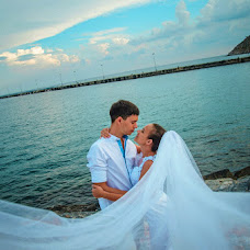 Wedding photographer Kirill Rusinov (OSproduction). Photo of 08.03.2017