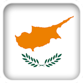 Selfie with Cyprus flag