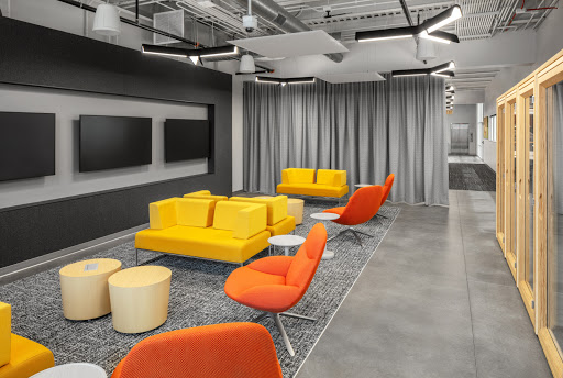 A Tour of Oracle's Office / Lab in Chicago