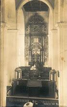 Photo: Wnętrze synagogi w Stawiskach