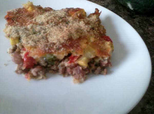 Tex Mex Ranch Casserole Ww Recipe