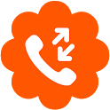 IP-Callback — cheap calls icon