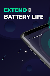 Super Battery -Battery Doctor & Battery Life Saver Screenshot