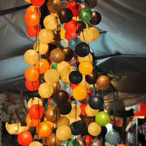 Sunday Night Walking Street Market - Chiang Mai, Thailand  by Heidi Austin - Novices Only Objects & Still Life