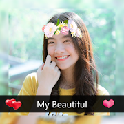 Square Art Photo Editor & Beauty cam 2018