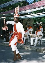 Photo: Danse de Changó - Conjunto Folklórico Nacional - 1989