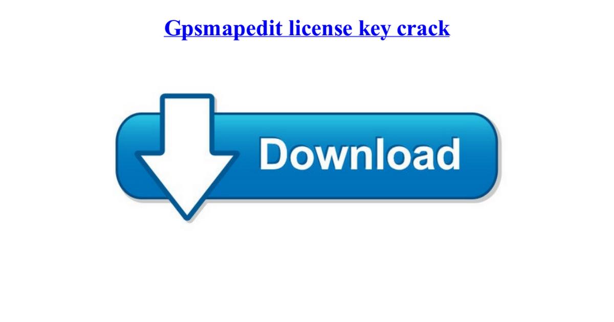 crack license key gpsmapedit