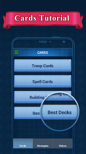 Deck Strategy for Clash Royale