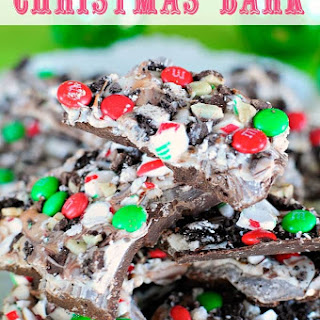 Easy Christmas Bark.
