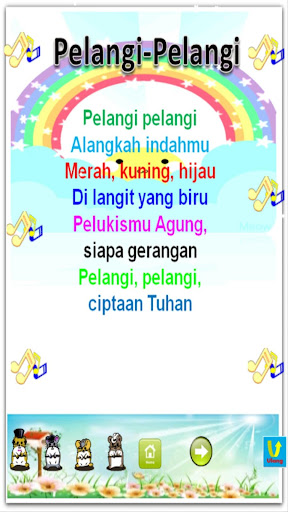 Indonesian Children Songs  screenshots 1