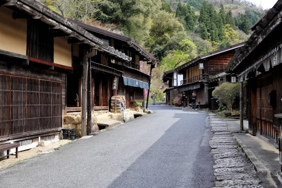Dolina Kiso, Tsumago