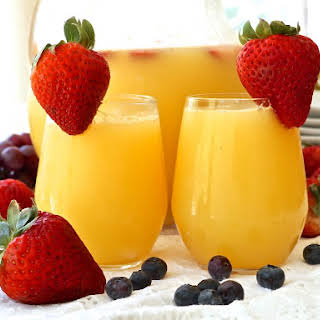 Brunch Mimosa By The Pitcher.