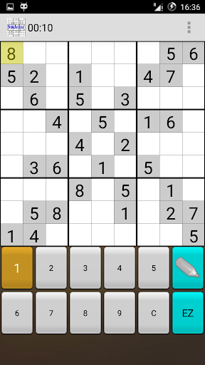 Sudoku free App for Android 1.9 screenshots 1