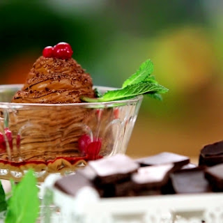 Chocolate Mousse Of Three Ingredients