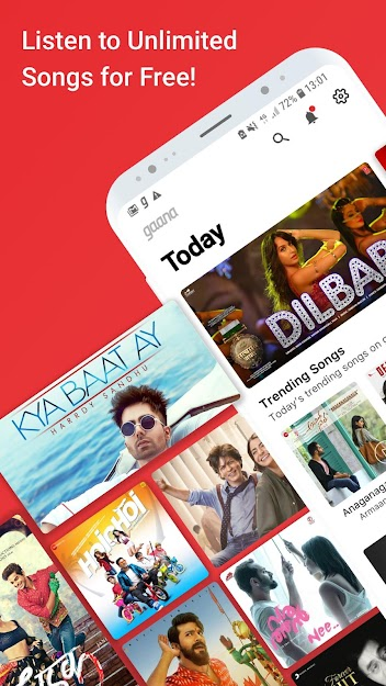 Mi Resources Team] Gaana Music- Hindi English Telugu MP3 Songs