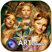 3D Art Photo Blender Editor