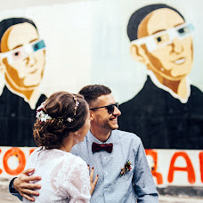 Wedding photographer Pavel Fishar (billirubin). Photo of 08.08.2017
