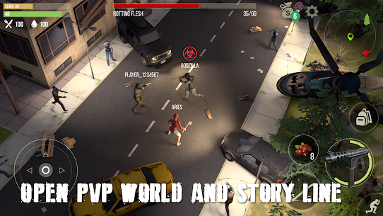 PREY DAY MOD APK SURVIVE THE ZOMBIE APOCALYPSE DOWNLOAD FREE 5