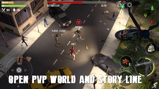 Prey Day Survival - Craft & Zombie v1.7 APK Data Obb Full Torrent