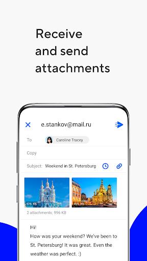 Mail.ru - Email App 12.4.1.30160 screenshots 3
