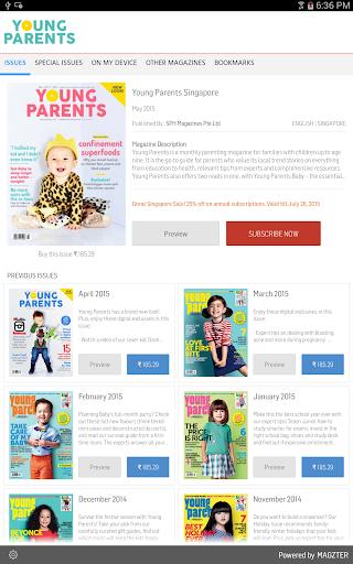 Young Parents Singapore